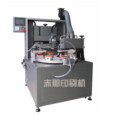 全自动转盘丝印机