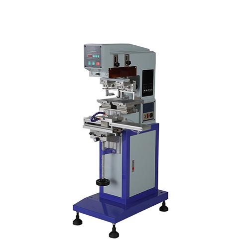 CY-215B-2C油盅双色移印机