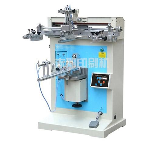 CS-150-L平圆两用丝印机