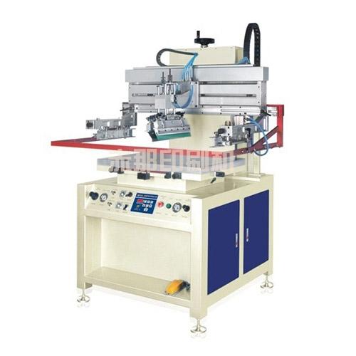 CS-600-4PX高精度平面吸气丝印机