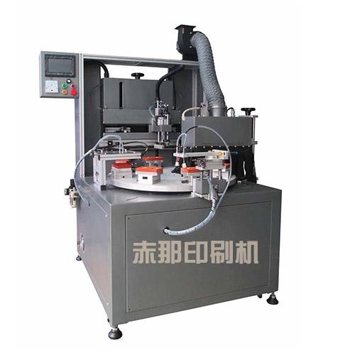 西安全自动转盘丝印机