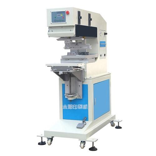 CY275单色立式移印机