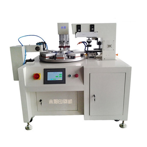 CY-300BQZ全自动转盘移印机