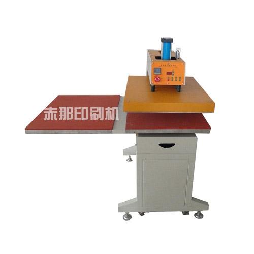 CR-6080Q2双工位气动压烫机