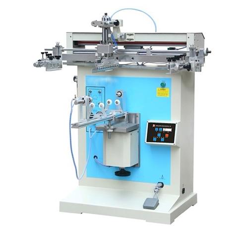 CS-181-L平圆两用丝印机