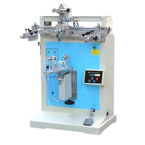 CS-118-L平圆两用丝印机