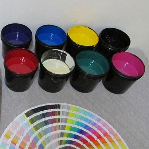 丝印UV油墨