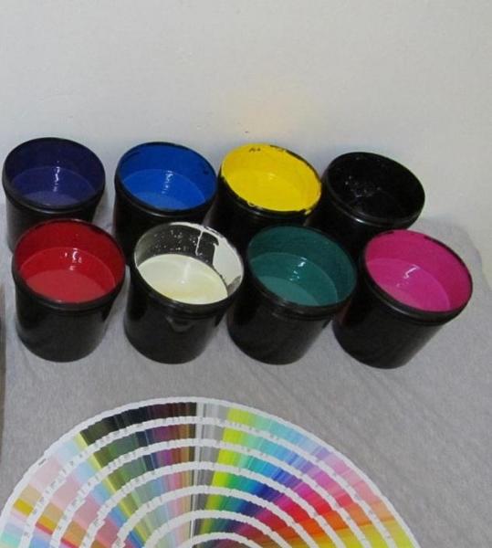 移印UV油墨